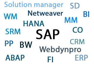 Compétences SAP