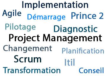Compétences en Management de projet